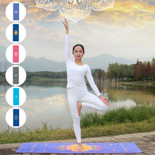 Load image into Gallery viewer, Graphic Yoga Mat. Beautiful Design to Enjoy your Practice
