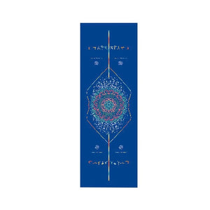 Graphic Yoga Mat. Beautiful Design to Enjoy your Practice