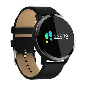 Waterproof Smart Watch with Heart Rate/Blood Pressure/O2 Monitor