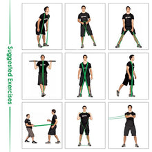 Load image into Gallery viewer, Heavy Resistance Bands for Crossfit, Bodybuilding, Yoga Training - Rubber