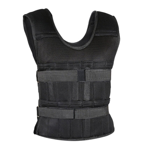 Ultra Thin Weighted Vest for Athletic Training 44lb/20kg Max