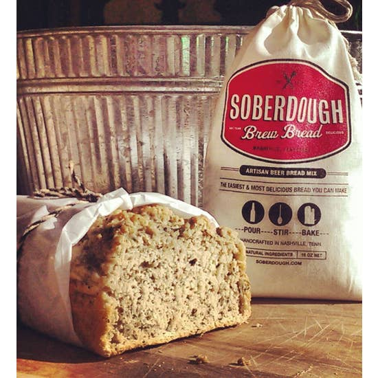 Soberdough Brew Bread - Owl Cove
