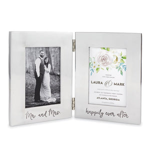 Bridal Aluminum Folding Frame - Owl Cove