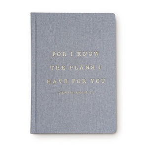 For I Know The Plans Planner - Owl Cove