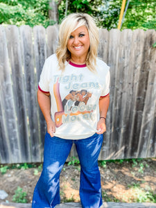 Tight Jeans & Loose Morals Tee - Owl Cove