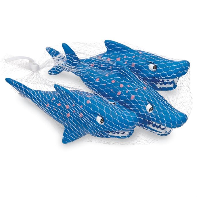 Shark Bath Toy Set - Owl Cove
