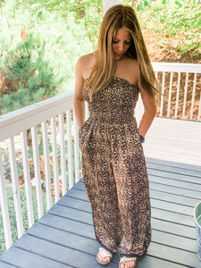 Total Cougar Jumpsuit - Owl Cove