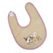 Farm Friends Bib - Owl Cove