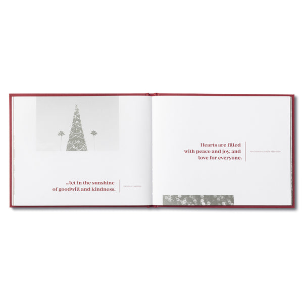 A Very Merry Christmas Book - Owl Cove
