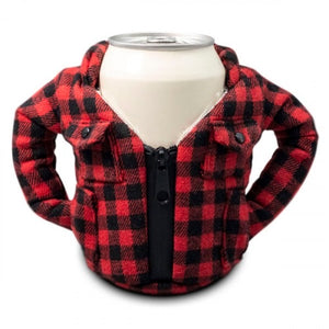 Beverage Flannel