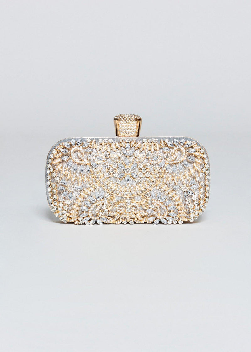 Rhinestone Crystal Bag