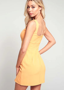 SUNSET DRESS - Be Zazzy