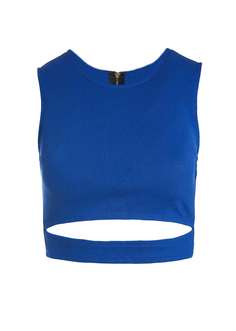 ZARA CROP TOP - Be Zazzy