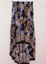 Load image into Gallery viewer, BAROQUE PRINT SKIRT