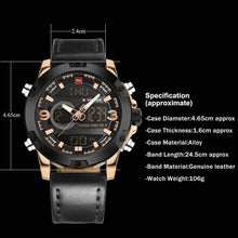 Load image into Gallery viewer, Spartan Waterproof Sport Watch - New Trend Clothing