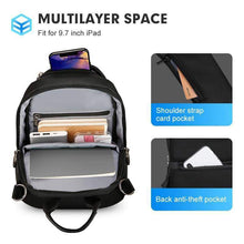 Load image into Gallery viewer, Multifunctional Crossbody Waterproof Bag - New Trend Clothing