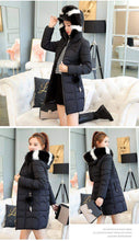 Load image into Gallery viewer, Big Fur Collar Parkas For Women - New Trend Clothing