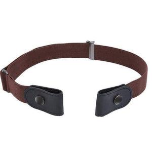 Buckle-Free Elastic Waist Belt - New Trend Clothing