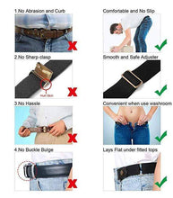 Load image into Gallery viewer, Buckle-Free Elastic Waist Belt - New Trend Clothing
