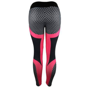 Professional Printed Yoga Pants For Women - New Trend Clothing