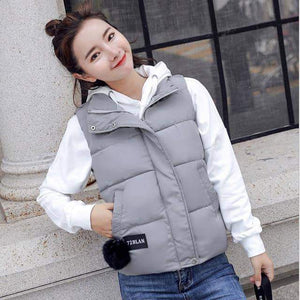 Big Fur Collar Parkas For Women - New Trend Clothing