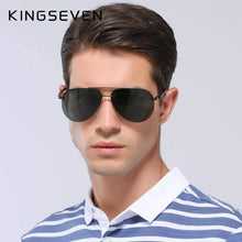 Load image into Gallery viewer, Aluminum Magnesium Polarized Mirror Sunglasses - New Trend Clothing
