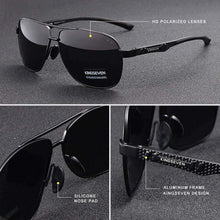 Load image into Gallery viewer, KINGSEVEN Aluminum Sunglasses Polarized UV400 - New Trend Clothing