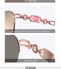 Load image into Gallery viewer, Mirror Classic Female Sunglasses UV400 - New Trend Clothing