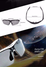 Load image into Gallery viewer, UV 400 Polarized Sports Men Sunglasses - New Trend Clothing