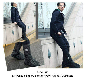 Waterproof Anti-Slip Reusable Shoe Cover - New Trend Clothing