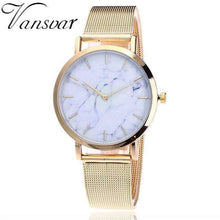 Load image into Gallery viewer, Fashionable Marble Wrist Watch - New Trend Clothing