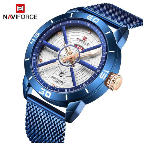 High Quality Military Design Men's Watch - New Trend Clothing