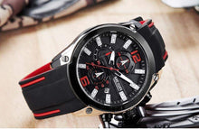 Load image into Gallery viewer, Men's Chronograph Analog Quartz Watch - New Trend Clothing