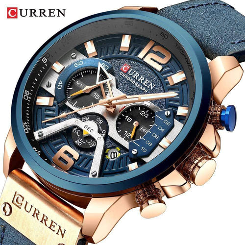Multifunctional Casual Sport Watch for Men - New Trend Clothing