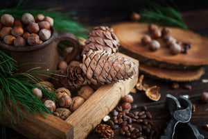 Toasted Pine Cone