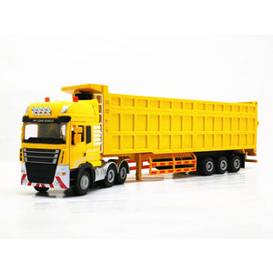 Heavy duty dump truck model
