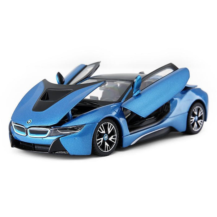 BMW i8 Model Cars | 1:24 Scale 4 Colors
