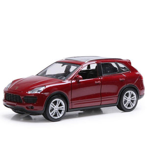 Porsche Cayenne Alloy Die Casting Car Model | Kamory-us