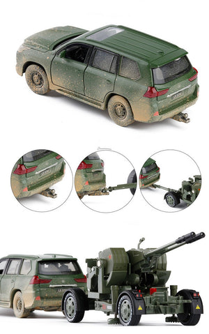 Special edition Lexus Lx570 Alloy Die Casting Car Model