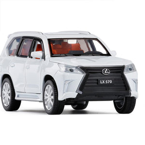 Diecast Model Car For Lexus LX 570