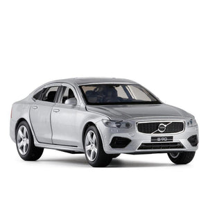 Kamory  ~ Volvo Model Car | S90 Diecast Toy Car