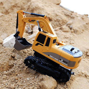 Remote Control Car | Construction Vehicles Model Toy | Kamory-us