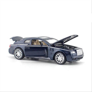 Rolls-Royce Wraith Toy Car Diecast Scale Model Car