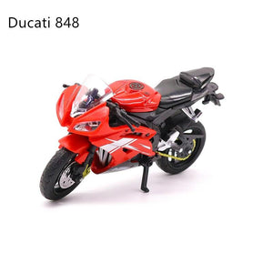 Ducati Ducati Monster 696 /Streetfighter 848 Alloy Motorcycle