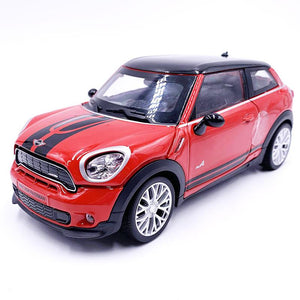 BMW Mini JCW Model Cars | 1:24 Scale 3 Colors