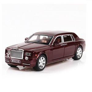 Rolls-Royce Phantom Alloy Die Casting Car Model