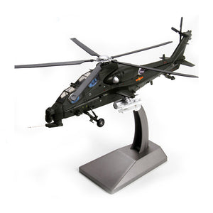 Kamory | Chinese CAIC Z-10 Armed Combat Helicopter 1:54 Scale Model