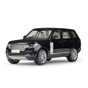 2018 Range Rover Alloy Die Casting Car Model