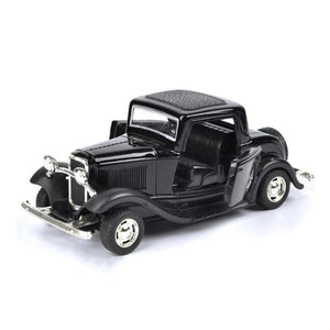 Ford Old Classic Model Cars | 1:32 Scale 4 Colors