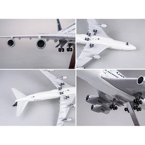 Boeing B747 Model Airplane | Garuda Indonesia Airlines Upgrate with LED